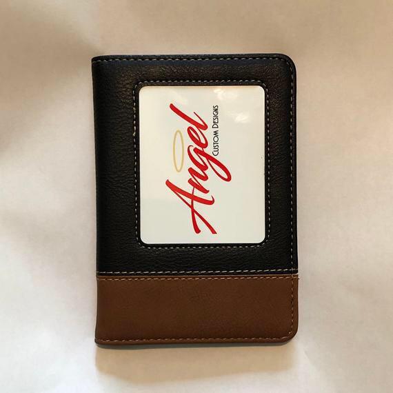 Custom passport wallet/holder