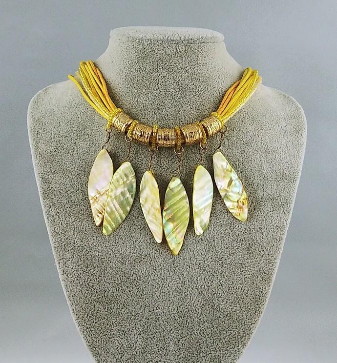 16'' Multi Strand Necklace