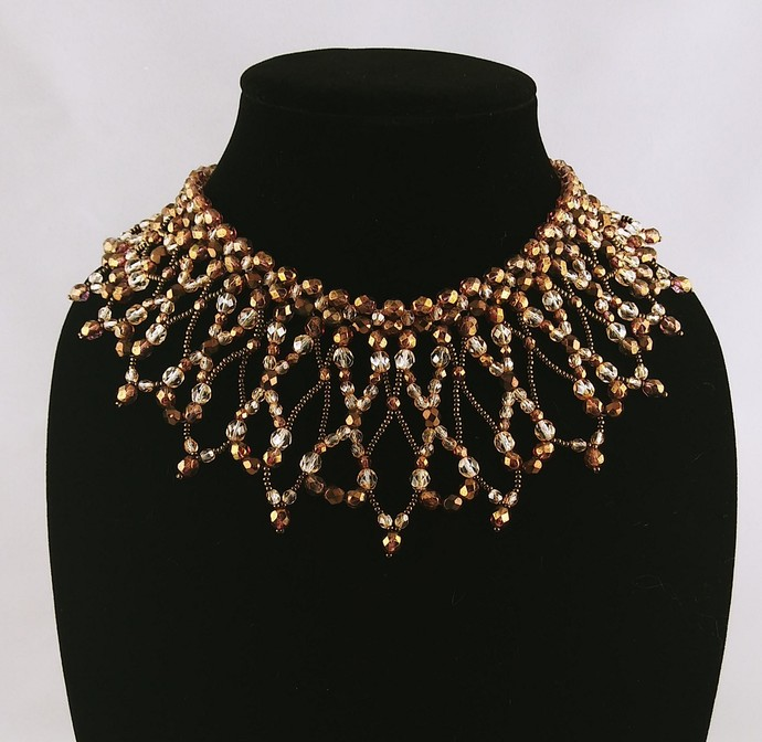 13'' Beaded Necklace