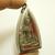 Khmer Buddha Cambodia amulet pendant locket 1940s antique blessed success wealth