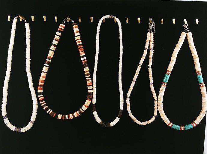 WHOLESALE SALE SALE 5 Beach Necklaces