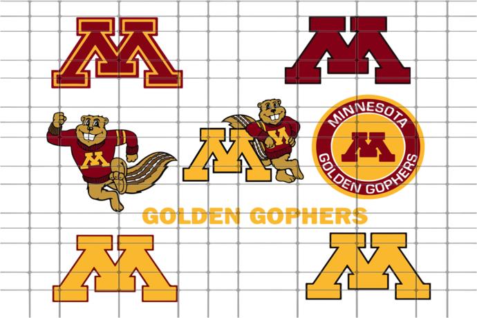 Golden gopher ,golden gopher svg, golden gopher university gift, sport svg,