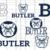 Butler university, Butler university svg, Butler university gift, Butler