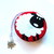 Tape Measure Black and White Sheep Retractable Measuring Tape