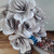 Les Miserables Book Flowers, Victor Hugo, Paper Flowers, Literary Gifts,