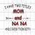 I have two titles mom and nana and i rock them both,i have two titles mom and