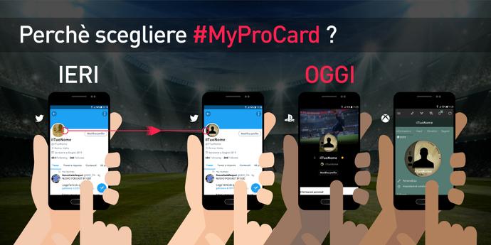 MyProCard 2€
