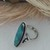 Vintage Signed Native American Navajo Sterling Silver Turquoise Ring
