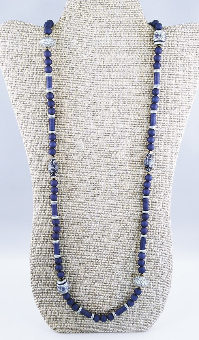 """34"""" Beaded Necklace"""