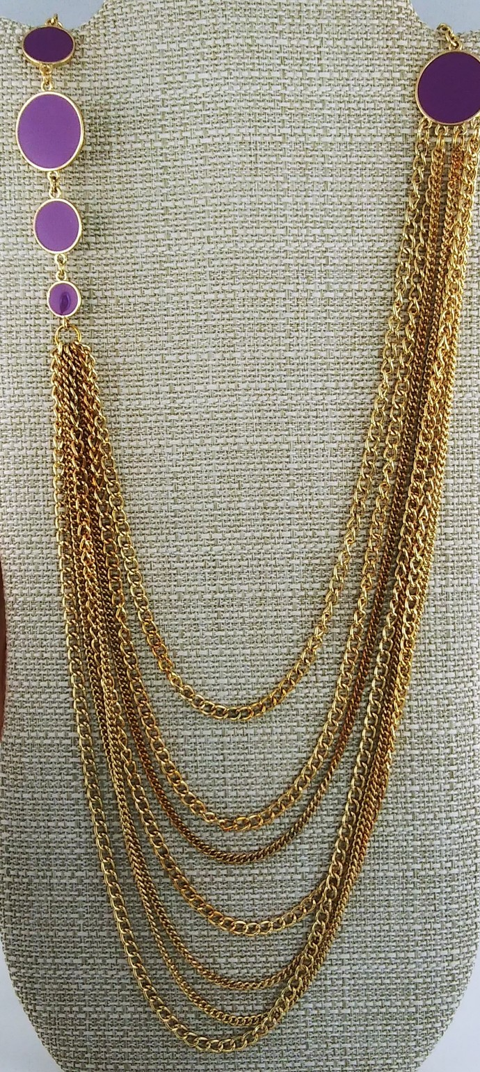 "34"" Chain Necklace"
