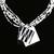 "16"" Beaded Multi Strand Necklace"
