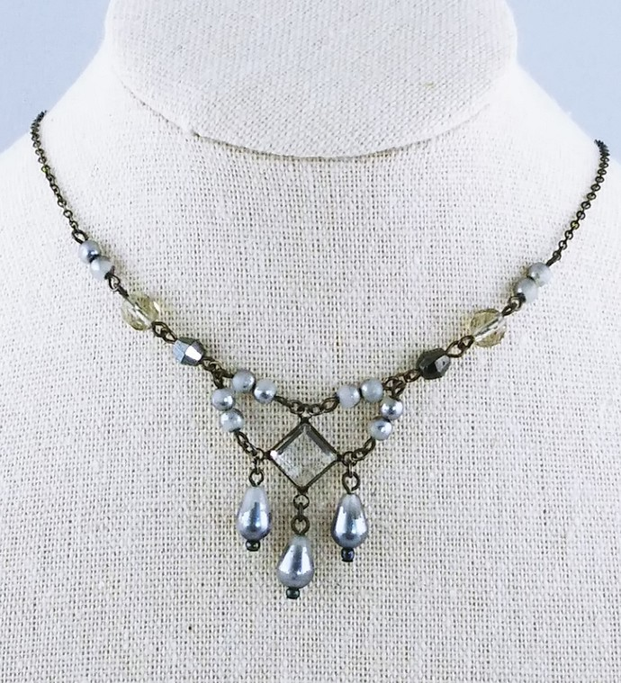 """15"""" Choker Chain Necklace"""
