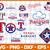 Texas Rangers Svg Png Jpeg Dxf Eps Vector Files, cut file, digital clipart, Nfl