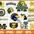 Michigan Wolverines Svg Png Jpeg Dxf Eps Vector Files, cut file, digital