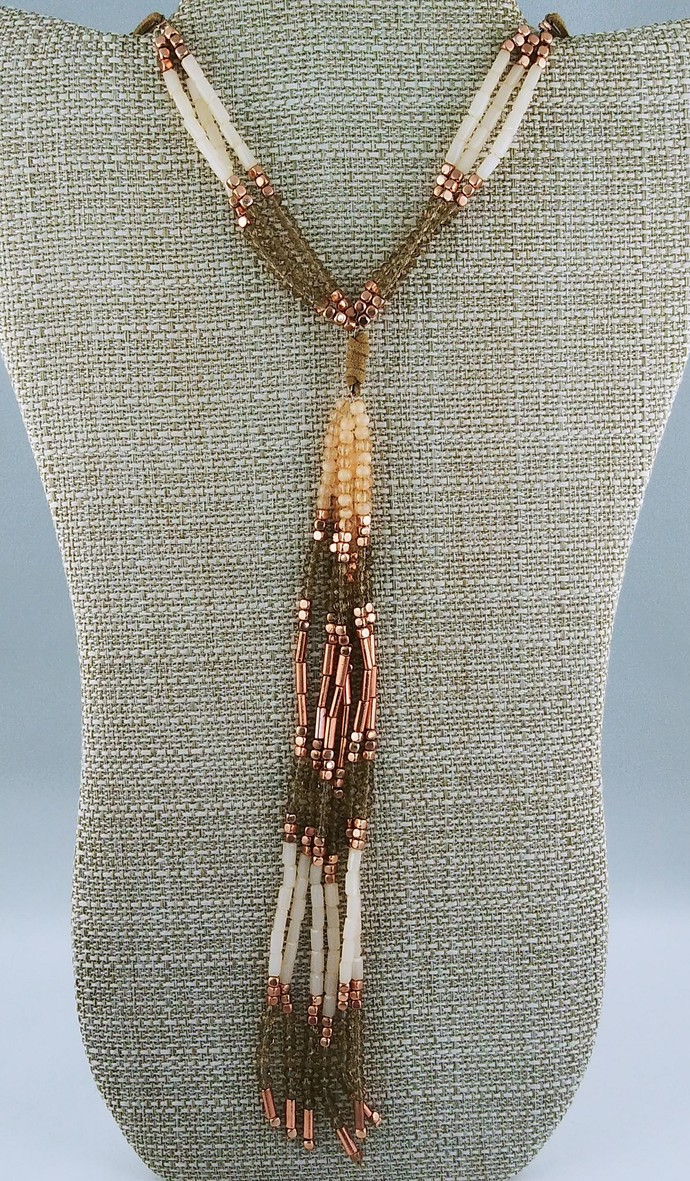 """27"""" Beaded Necklace"""