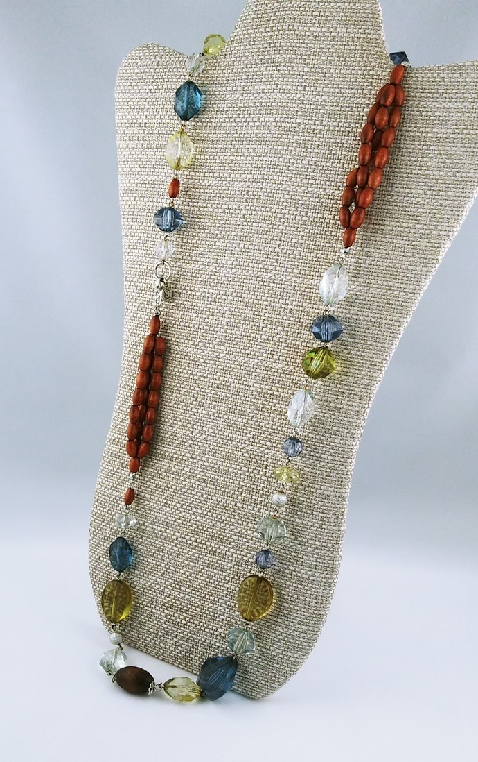 """36"""" Beaded Necklace"""