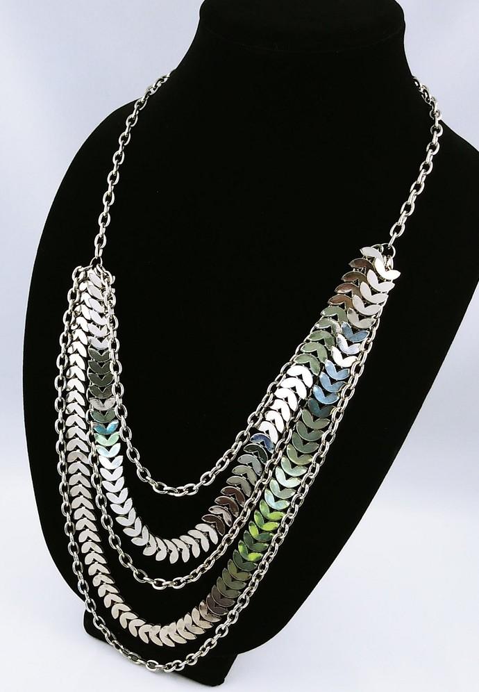"""25"""" Multi Chain Necklace"""