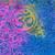 Original Mandala Art by Rebecca Beal Acrylic Mixed Media Painting Abstract Art
