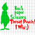 Grinch christmas rock paper scissors throat punch I win, grinch, grinch svg, the