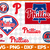 Philadelphia Phillies, Philadelphia Phillies logo, Philadelphia Phillies svg,