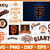 San Francisco Giants, San Francisco Giants logo, San Francisco Giants svg,  San