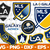 LA Galaxy, LA Galaxy logo, LA Galaxy svg, LA Galaxy clipart, LA Galaxy cut, MLS