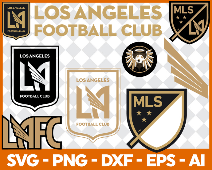 Los Angeles FC , Los Angeles FC  logo, Los Angeles FC  svg, Los Angeles FC