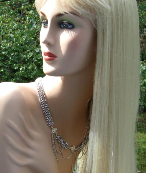 Aisling Chainmaille Necklace