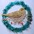 Beautiful Bird on Branch Metal Cutting Die