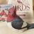 Backyard Birds, Woodpecker, Vintage Figurine, Woodpecker Figurine, Clay