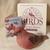 Backyard Birds, Purple Finch, Vintage Figurine, Purple Finch Figurine, Clay