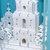 Ukraine Kiev St' Sophia Cathedral Church. Kyiv Bell Tower paper model