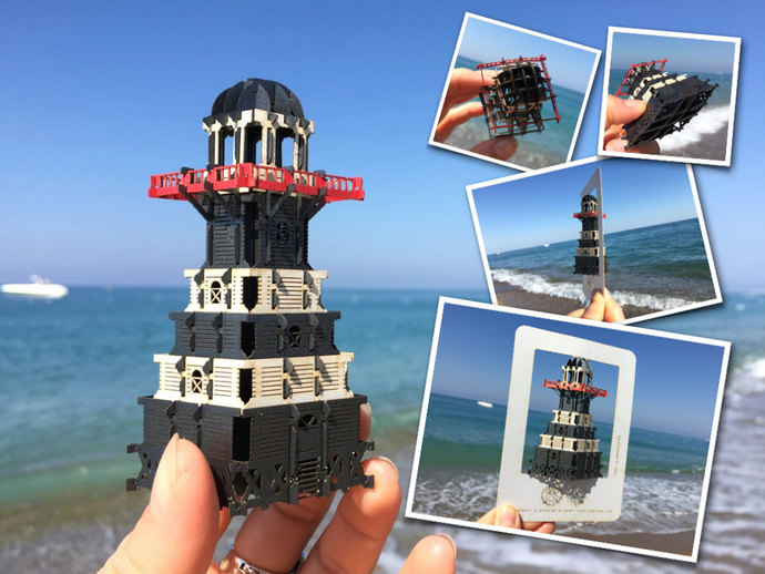 Save the Date Nautical Cards Ideas Lighthouse Invitations GiftCards Handmade Sea