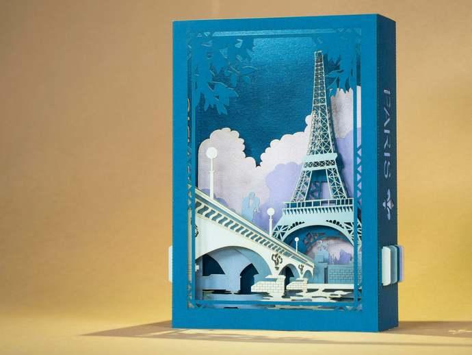 Wedding Invitations Paris France. Destination event planning. Stationery, pop up