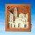 Spain Monastery of Sant Pere Reus. La Prioral de Sant Pere de Reus Christmas