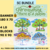 Seasons Bundle includes Graph with Written Color charts