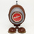Maltesers Chocolate Mini Auto Scan Radio (Brown) - Tested Works - New In Box