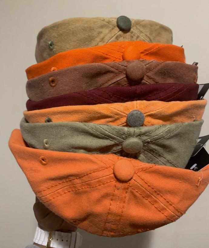 Distressed Custom Hat
