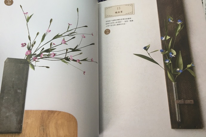 Decorative Paper Flowers - Japanese Craft Book (In Chinese)
