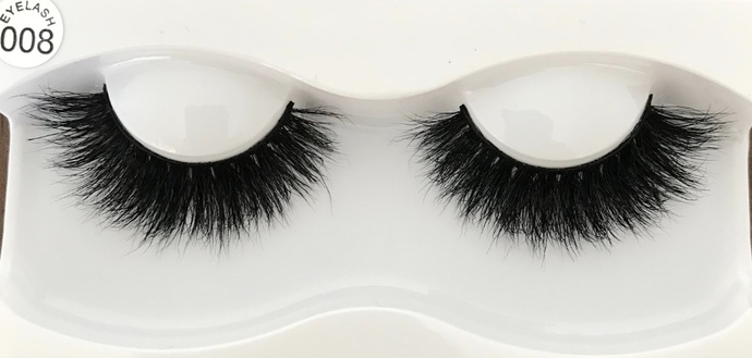 WHOLESALE SAMPLES SIX Mixed 16 and 25 mm High Quality Mink Lashes
