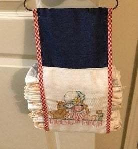 Baby Accessories - Baby Diaper Holder - Door Hanger - Baby Sweet Baby