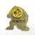 1999 Gamera 3 The Revenge of Iris Pin Badge (05) - Japan Import - Rare