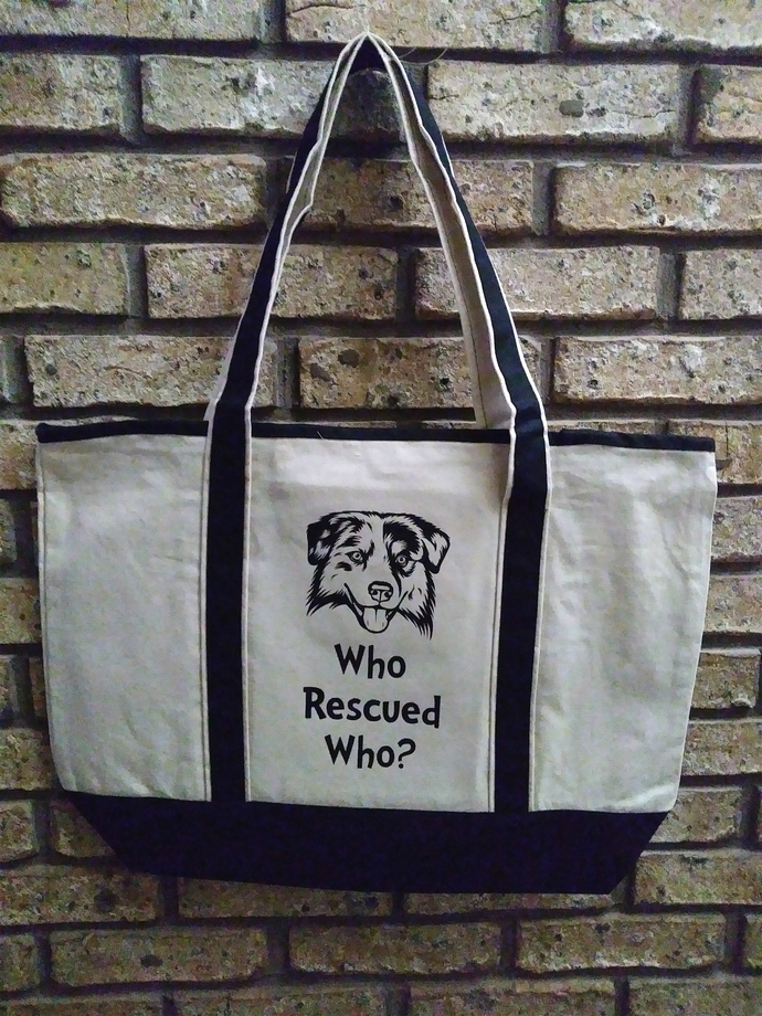 Custom Large Canvas Tote Bags