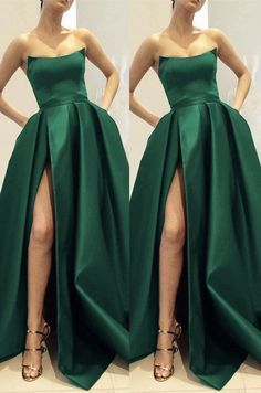 Green prom dresses,green bridesmaid dresses,green evening gown