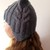 Knitted hat for children.Free shipping