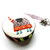 Tape Measure Pattern Elephants Small Retractable Pocket Measuring Tape
