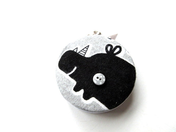 Tape Measure Rhino and Elephant Small Retractable Measuring Tape