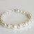 Bridal Jewelry Set, Swarovski Pearl Bridal Jewelry Set, Necklace Earrings SET,