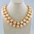 "18"" Multi Strand Beaded Necklace"