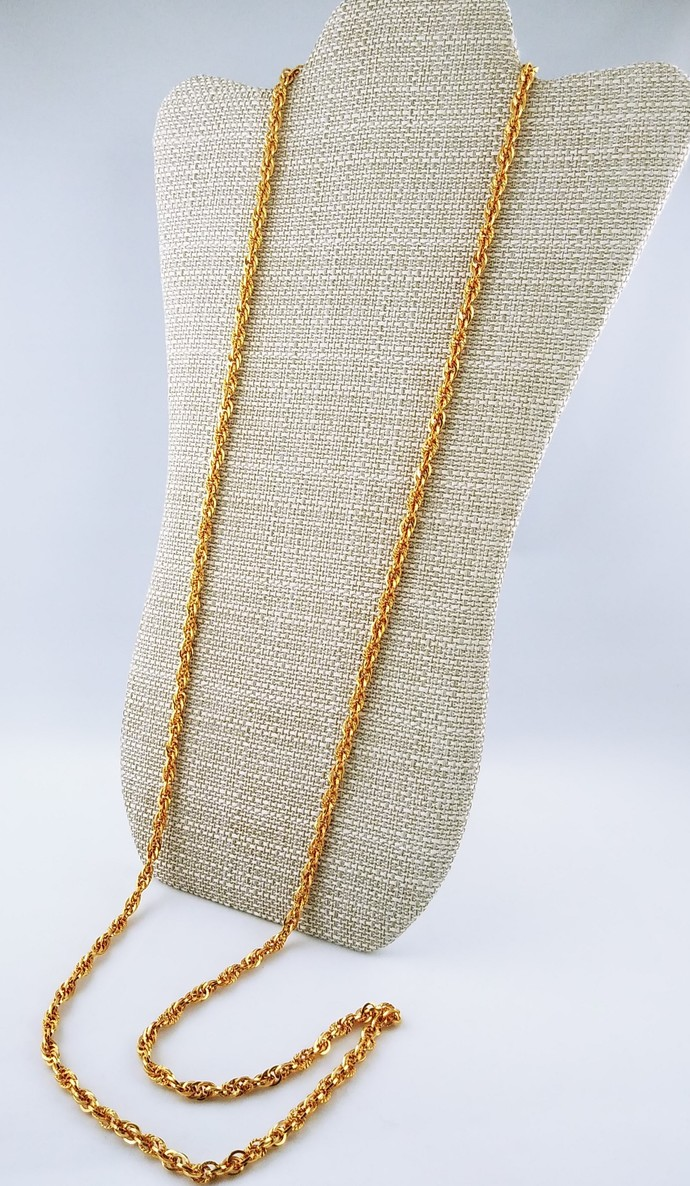 """48"""" Chain Necklace"""